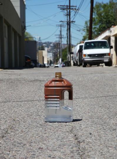 Back alley view - Kodak Flexicolor, 2015